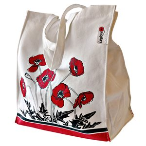 POPPY SHOPPING TOTE