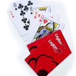 PLAYING CARDS LOGO BOX OF 2 DECKS