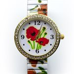 WATCH POPPY LADIES EXPANSION BAND