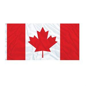FLAG CANADA 4 1 / 2' X9' GROMMET (3)