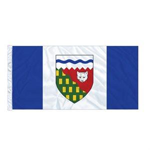 FLAG N.W.T. 6' X 3' SLEEVED
