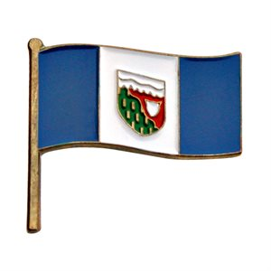 PIN NORTHWEST TERRITORY
