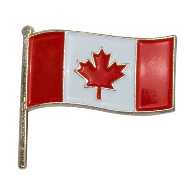 PIN CANADA FLAG