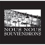 """T-SHIRT """"NOUS NOUS SOUVIENDRONS"""" - SMALL"""