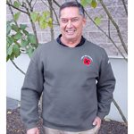 SWEATSHIRT LEST WE FORGET SMALL