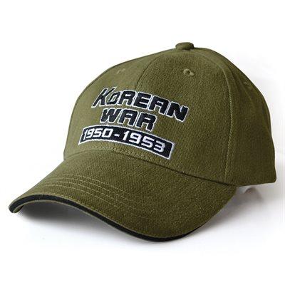 BALL CAP KOREAN WAR